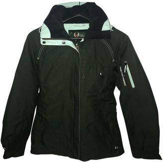 Peak Performance Green Jacket for Women