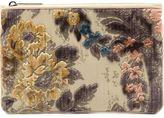 Hayward tapestry clutch
