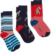 Joules 3 Pack Sock Set