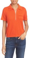 Frame Women's Knit Wool & Cashmere Polo