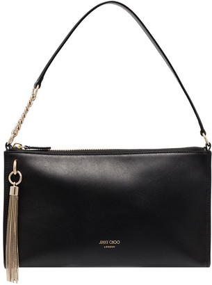 Jimmy Choo Callie Mini Hobo leather shoulder bag