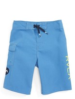 RVCA Boy's 'Western Ii' Board Shorts