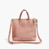 Madewell The Suede Transport Crossbody