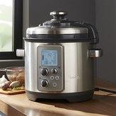 Crate & Barrel Breville ® Fast Slow Pro Pressure Cooker