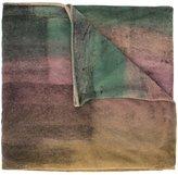 Raquel Allegra gradient scarf