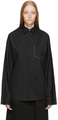 Maison Margiela Black Mens Shirt