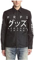 PRPS Goods & Co. Men's Lined Rained Jacket