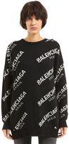 Balenciaga Pull-Over En Jacquard De