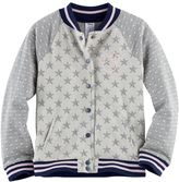 Disney's Minnie Mouse Toddler Girl Raglan Bomber Jacket by Jumping Beans®