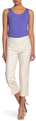 Nic+Zoe The Perfect Side Zip Ankle Pants (Petite)