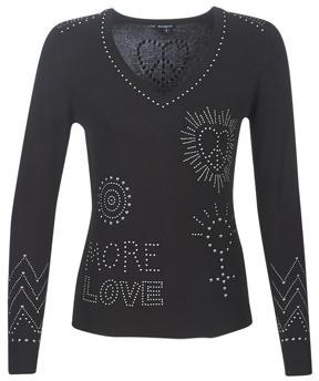 Desigual KENSINGTON women's Sweater in Black