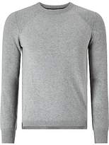 Diesel K-bonis Crew Neck Jumper, Grey