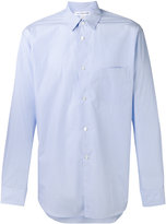 Comme des Garcons striped shirt - men - Cotton - S