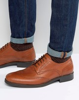 Selected Homme Oliver Brogue Shoes