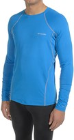 Columbia Midweight Stretchy Omni-Heat® Base Layer Top - Long Sleeve (For Men)
