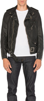 Schott Vintage Fit Moto Jacket