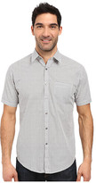 James Campbell Pristine Short Sleeve Woven