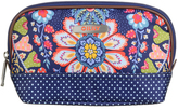 Oilily Navy Small Travel Toiletry Bag