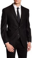 David Donahue Two Button Wool Sport Coat