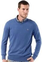 Timberland Mens Williams River V-Neck Knit Sweater True Blue
