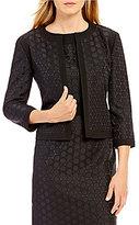 Preston & York Adrienne Jacquard Suiting Jacket
