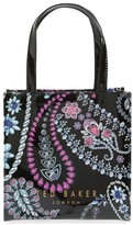 Ted Baker Kimicon Trinket Small Icon Tote - Black