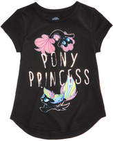 My Little Pony Pony Princess Foil-Print T-Shirt, Toddler & Little Girls (2T-6X)