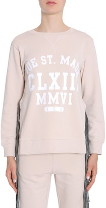 MM6 MAISON MARGIELA Round Collar Sweatshirt