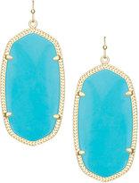 Kendra Scott Danielle Earrings, Turquoise