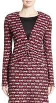 St. John Women's Hiran Tweed Knit Jacket