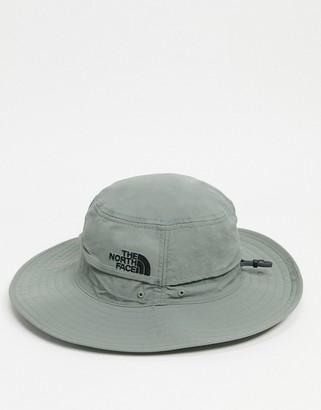 The North Face Horizon Breeze brimmer hat in green