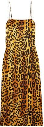 Adam Lippes 3/4 length dresses
