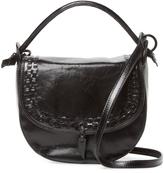 Foley + Corinna Women's Violetta Small Leather Saddle Crossbody
