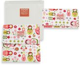 SugarBooger by o.r.e Good Lunch Set of 3 Snack Sack in Matryoshka Doll