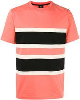 Paul Smith colour block T-shirt - men - Cotton - S