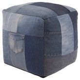 Signature Design by Ashley Aaden Pouf - Blue