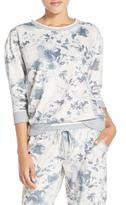 Kensie Floral Print Pullover