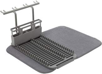 Umbra Udry Dish Rack with Drying Mat