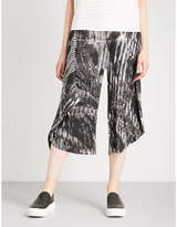 Issey Miyake Double Stream pleated trousers