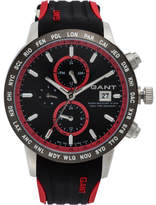 Gant Globetrotter, Gents, Red Highlights And Black Rubber