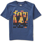 The North Face Big Boys 8-20 Graphic Short-Sleeve Tee