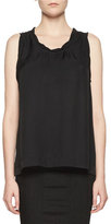 Tom Ford Twisted Scoop-Neck Tank
