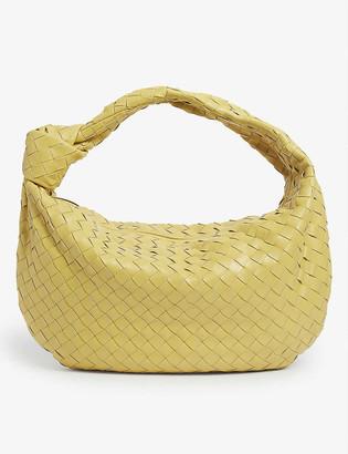 Bottega Veneta Jodie small intrecciato leather hobo bag
