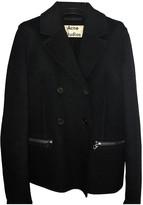 Acne Studios Navy Wool Jackets
