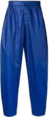 Issey Miyake Pre-Owned 1980's water resistant trousers