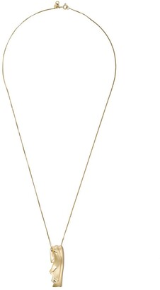 COMPLETEDWORKS The Great Cowboy Strike necklace