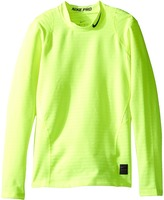 Nike Long Sleeve Mock Top (Little Kids/Big Kids)