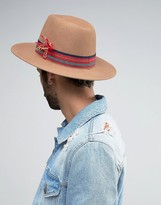 Brixton Medium Brim Hat Granada