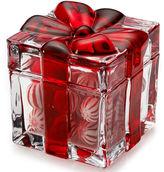 Mikasa Celebrations Red Ribbon Covered Box