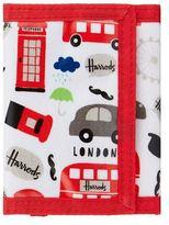 Harrods Red Bus Wallet